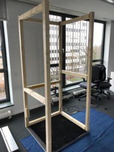 Büroumzug_Firmenumzug_Phonebox_Silent Box_Montage_Demontage_Büromöbel Transport